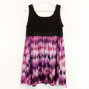 LANE BRYANT Plus Size 22/24 Sleeveless Dress